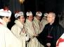 Caballeros con D. Francisco 8 de abril de 2000