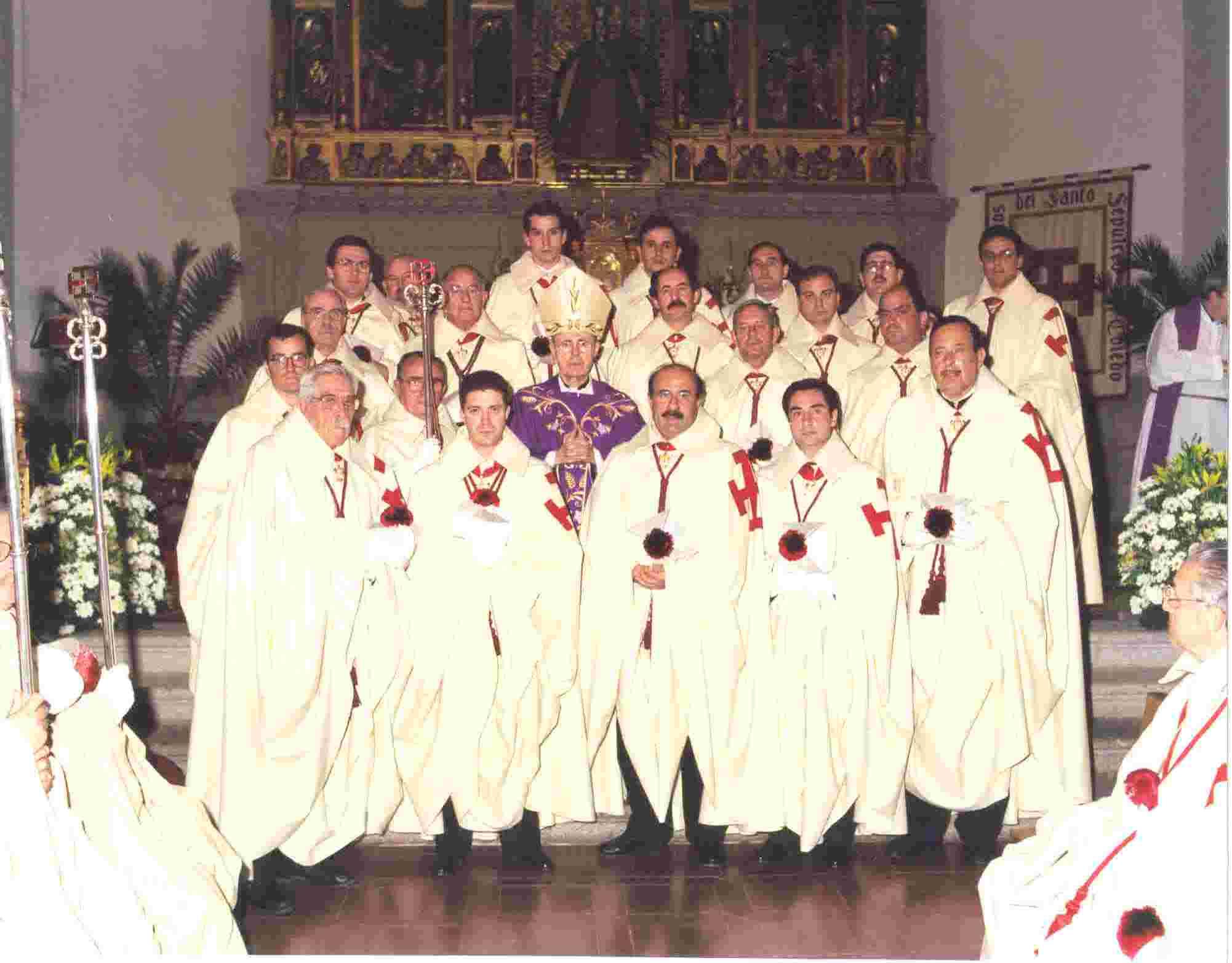 Investidura 1999
