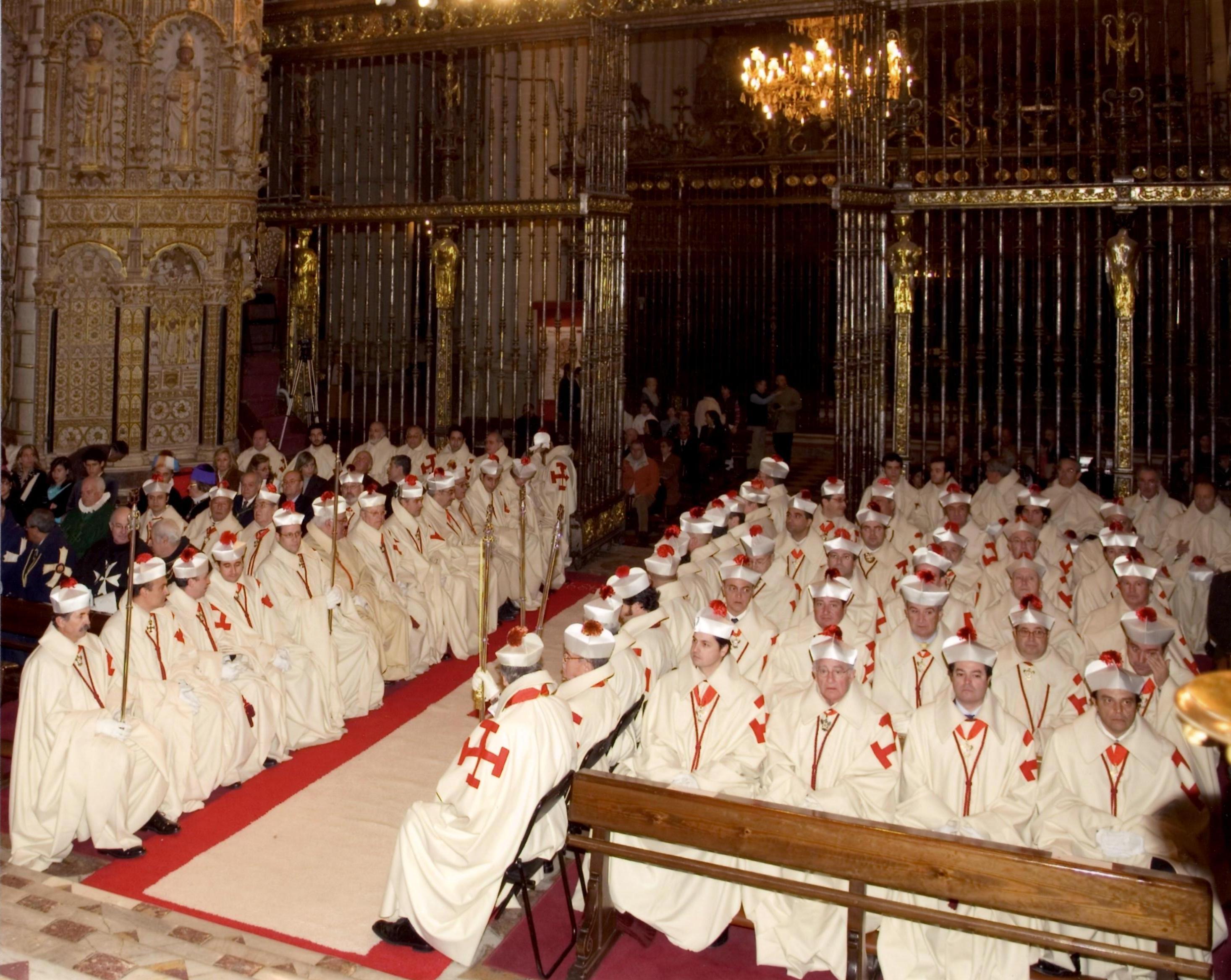 Investidura Catedral 24 marzo 2007