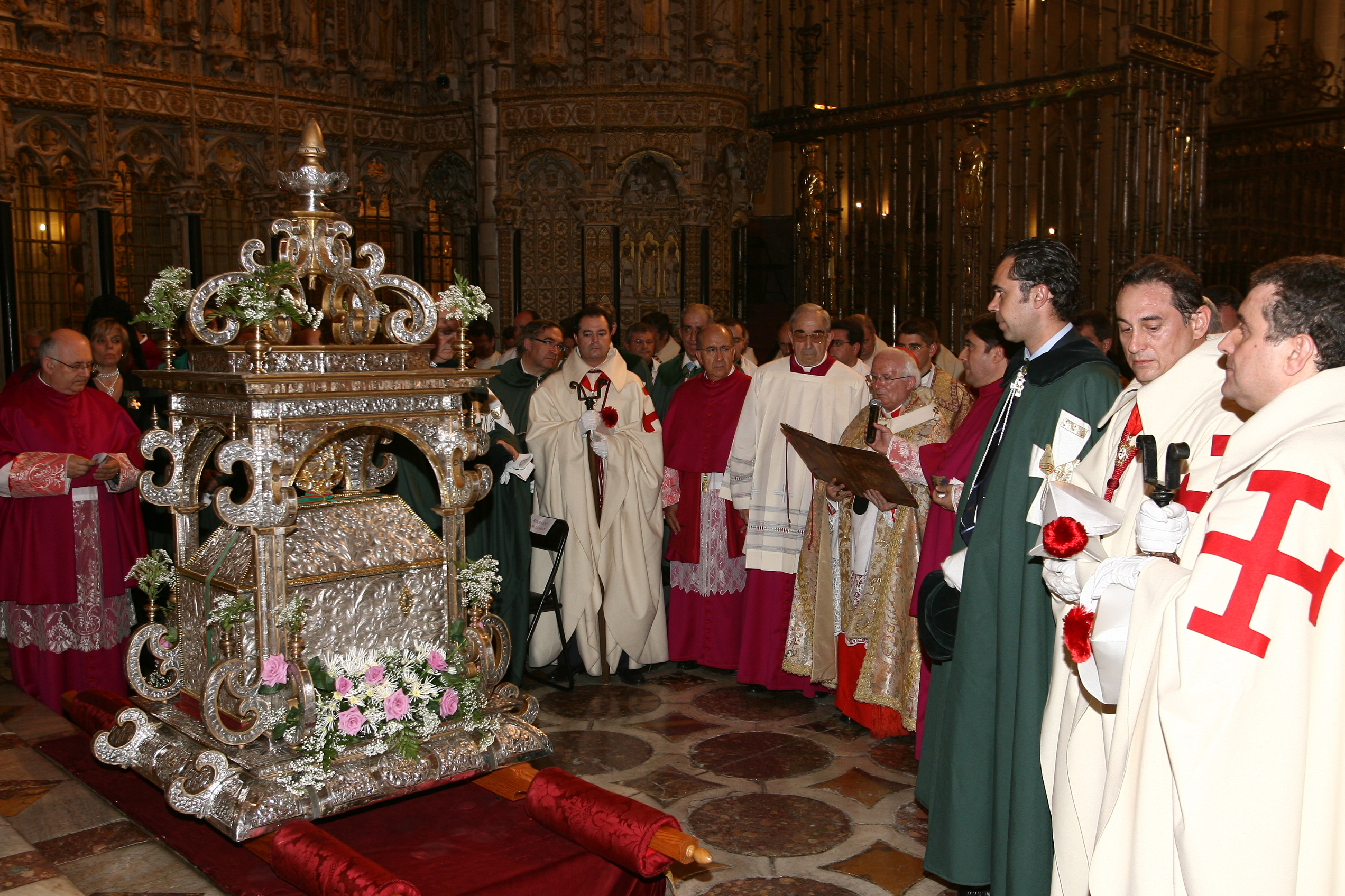 Reliquias S. Ildefonso 3