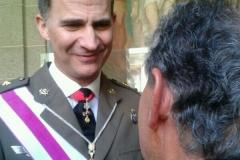 S. Hermenegildo 4 Prioste con el Rey